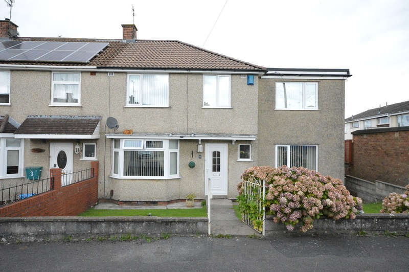 4 Bedrooms End Of Terrace House for sale in Ludlow Close, Keynsham, BS31