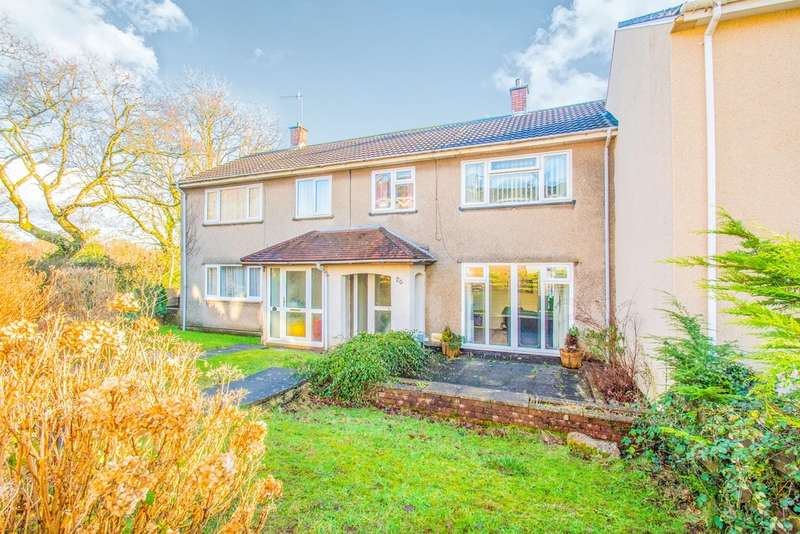 3 Bedrooms Terraced House for sale in Salisbury Court, Greenmeadow, Cwmbran