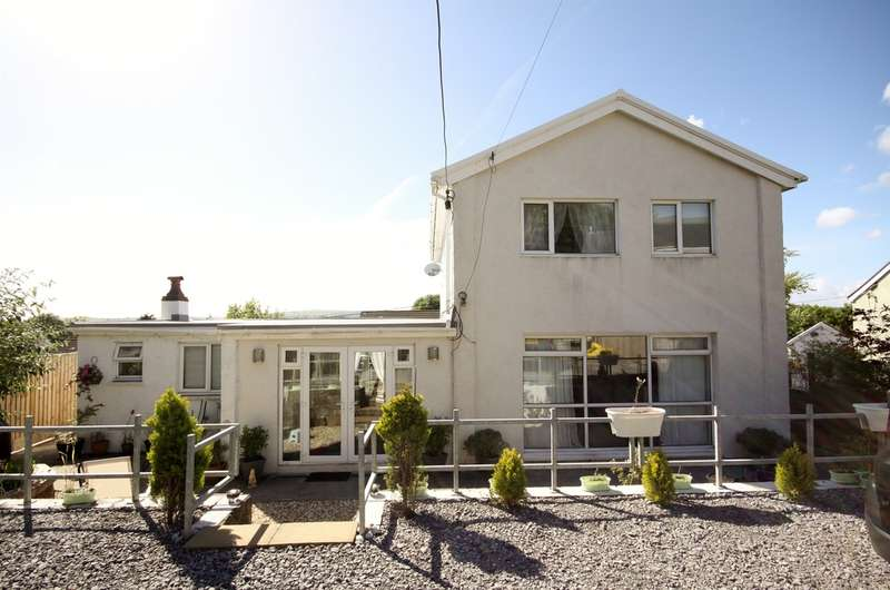 2 Bedrooms Detached House for sale in Goppa Road, Pontarddulais, Swansea