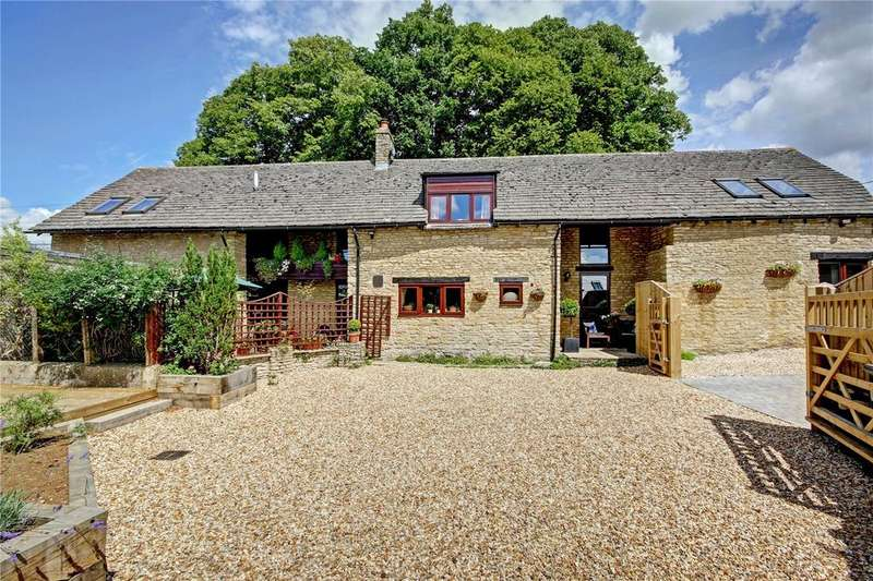 4 Bedrooms Barn Conversion Character Property for sale in Pound Hill, Charlbury, Chipping Norton, Oxfordshire, OX7