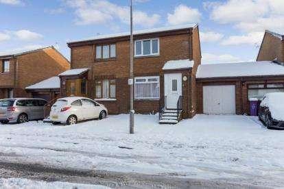 2 Bedrooms Semi Detached House for sale in Iris Avenue, Glasgow, Lanarkshire
