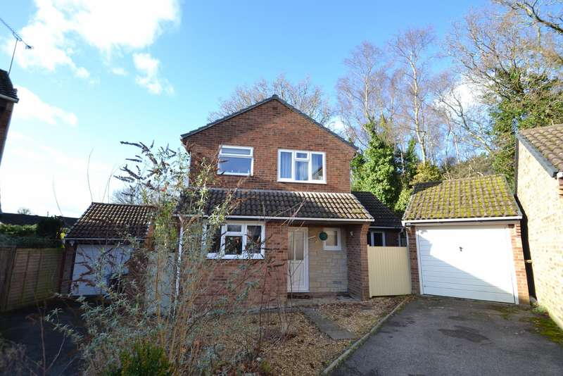 3 Bedrooms Detached House for sale in Creekmoor