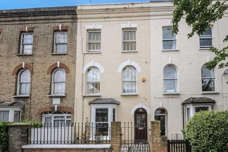 4 Bedrooms Terraced House for sale in Hartfield Road, Wimbledon