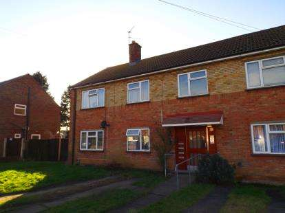 1 Bedroom Flat for sale in Heather Avenue, Peterborough, Cambridgeshire