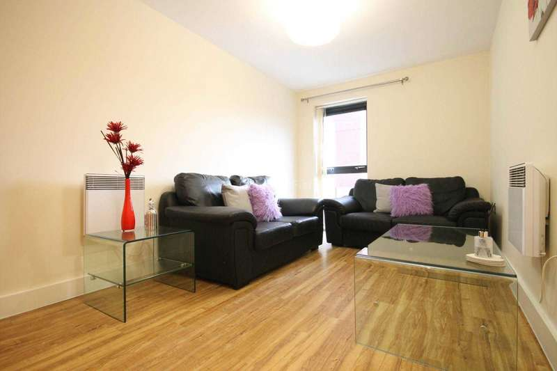 2 Bedrooms Apartment Flat for sale in Fresh, 138 Chapel Street, Salford