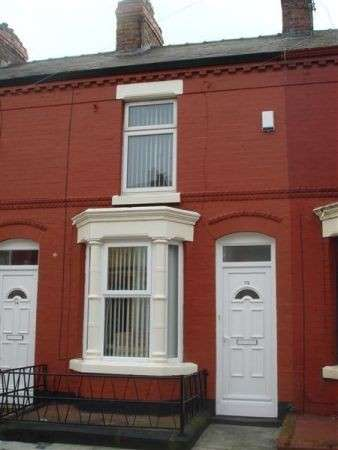 2 Bedrooms Terraced House for rent in Bartlett Street, Wavertree, Liverpool 15