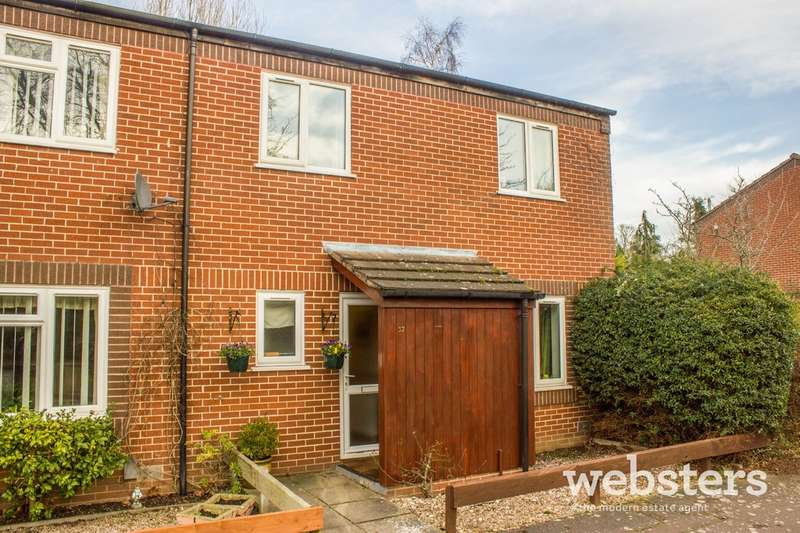 3 Bedrooms Semi Detached House for sale in Plantsman Close, Norwich NR2