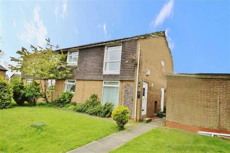 2 Bedrooms Flat for sale in Trevarren Drive, Ryhope, Sunderland, SR2