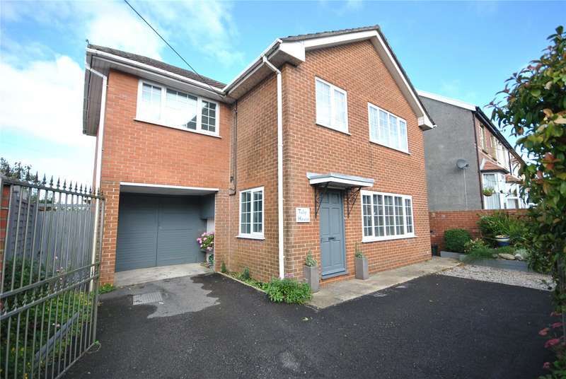 4 Bedrooms Detached House for sale in Musbury Road, Axminster, Devon, EX13