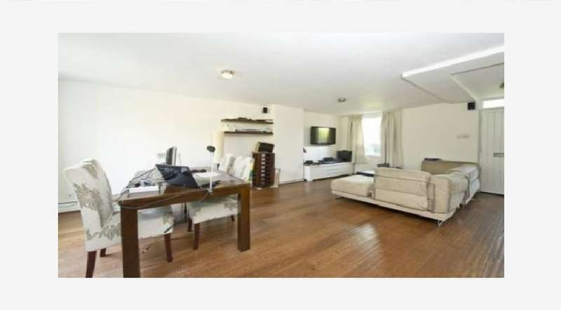 2 Bedrooms Flat for sale in Colet Gardens, London