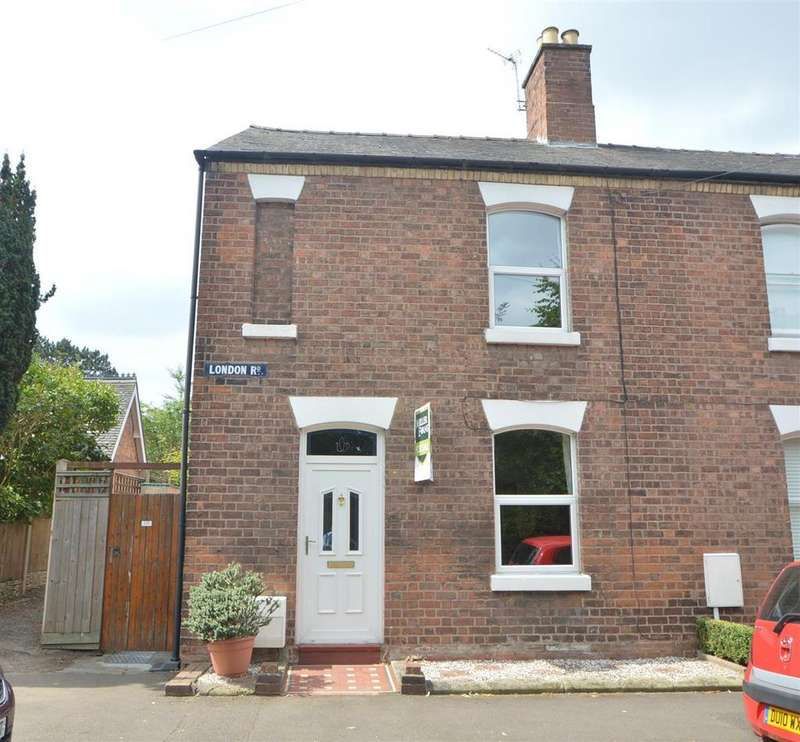 3 Bedrooms Terraced House for sale in 34 London Road, Shrewsbury, SY2 6NU