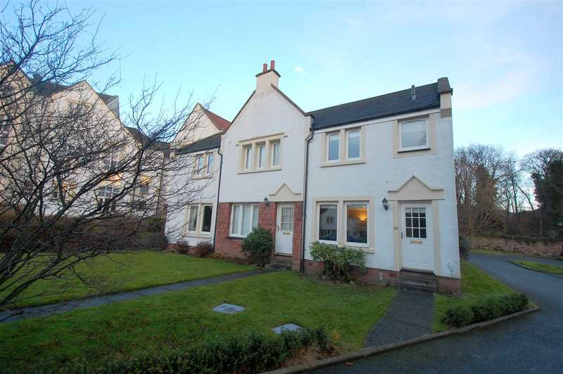 3 Bedrooms Mews House for sale in Harbour Place, Dalgety Bay