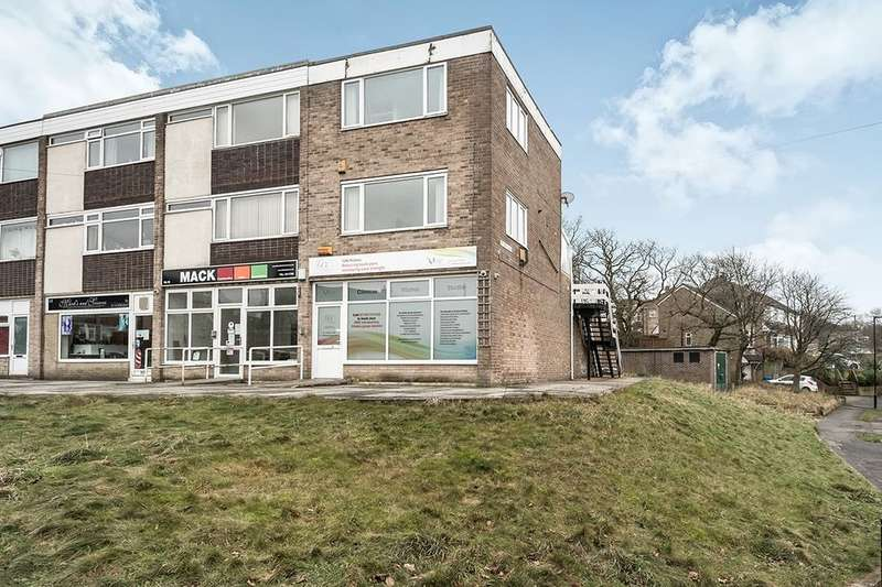 2 Bedrooms Flat for sale in Longford Road, Sheffield, S17