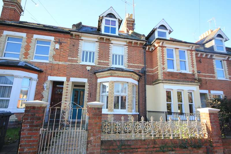 4 Bedrooms Terraced House for sale in College Road, Reading, RG6