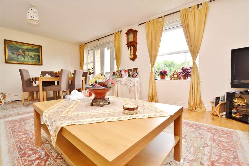 2 Bedrooms Apartment Flat for sale in Buckland Court, 102 Station Road, Barnet, EN5