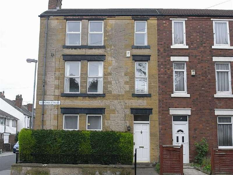 4 Bedrooms Terraced House for sale in Oxford Street, Belle Vue, WF1