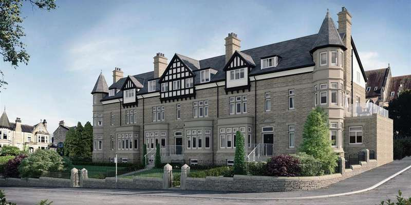 2 Bedrooms Flat for sale in Apartment 2, The Balmoral, Kings Road, Harrogate