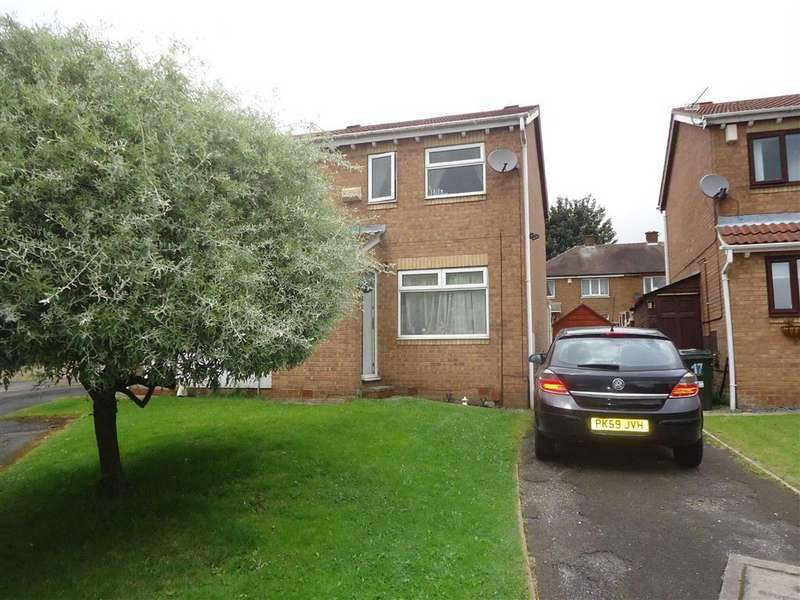 2 Bedrooms Semi Detached House for sale in Linnhe Avenue, Bradford, West Yorkshire, BD6