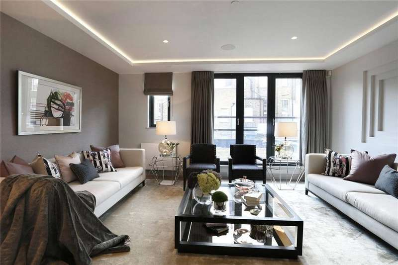 4 Bedrooms House for sale in Bolingbroke Terrace, 127 Bolingbroke Grove, London, SW11