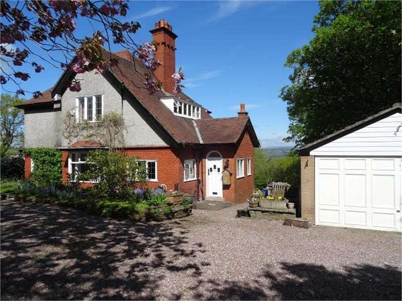 4 Bedrooms Detached House for sale in Braemar House, Off Somerset Avenue, Wilpshire