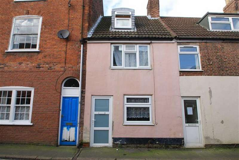 2 Bedrooms Terraced House for sale in Witham Street, Boston