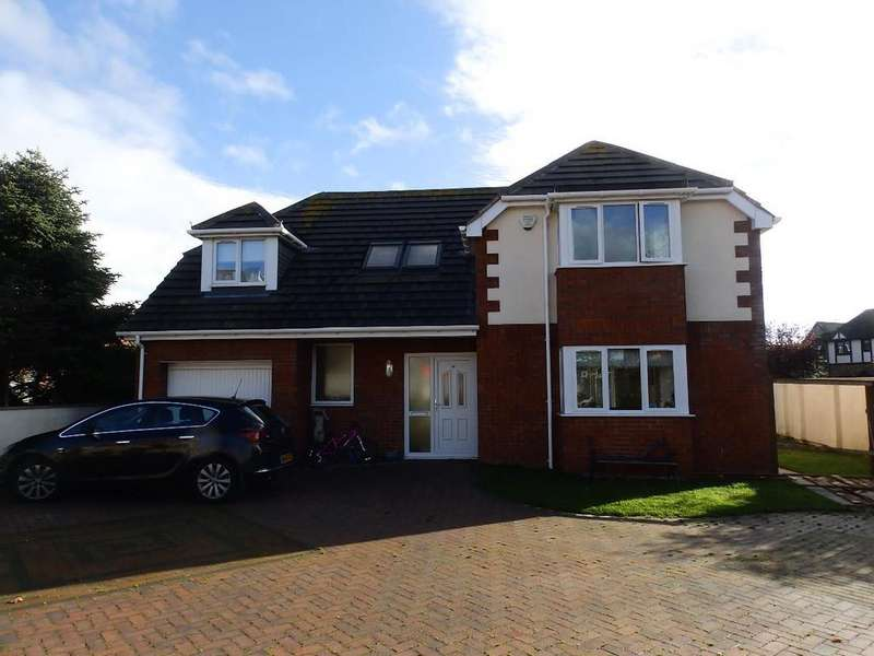 4 Bedrooms Detached House for sale in Plas y Brenin, Rhuddlan