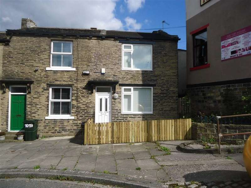 1 Bedroom End Of Terrace House for sale in Manchester Road, Bradford, West Yorkshire, BD5
