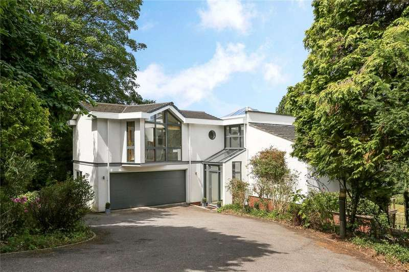 6 Bedrooms Detached House for sale in Church Road, Sneyd Park, Bristol, BS9