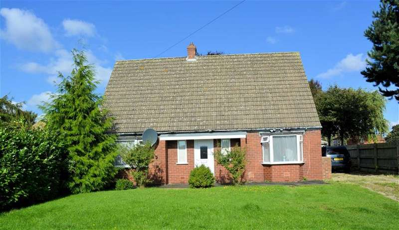 3 Bedrooms Detached House for sale in Crosshills Lane, Selby, YO8