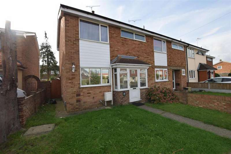 3 Bedrooms End Of Terrace House for sale in Link Road, Canvey Island