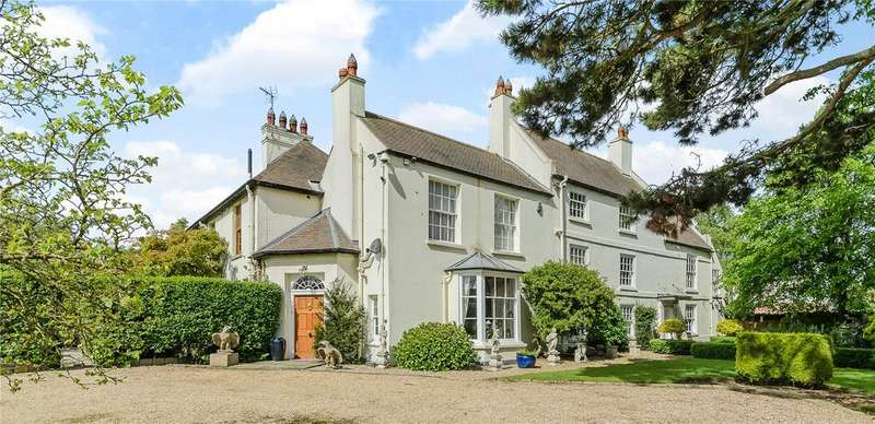 7 Bedrooms Detached House for sale in Old Melton Road, Normanton-on-the-Wolds, Nottingham, Nottinghamshire, NG12