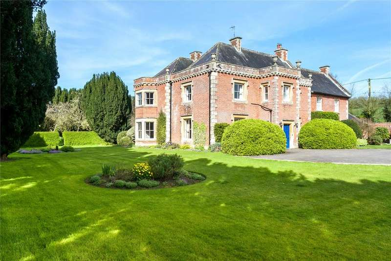 4 Bedrooms Detached House for sale in West End, Bishop's Cannings, Devizes, Wiltshire, SN10