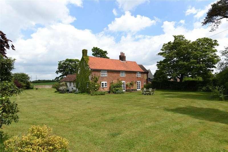 4 Bedrooms Unique Property for sale in Aldeburgh Road, Snape, Saxmundham, Suffolk, IP17