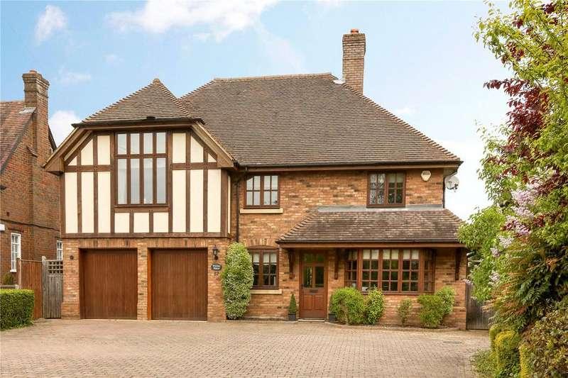 5 Bedrooms Detached House for rent in Amersham Road, Little Chalfont, Amersham, Buckinghamshire, HP6