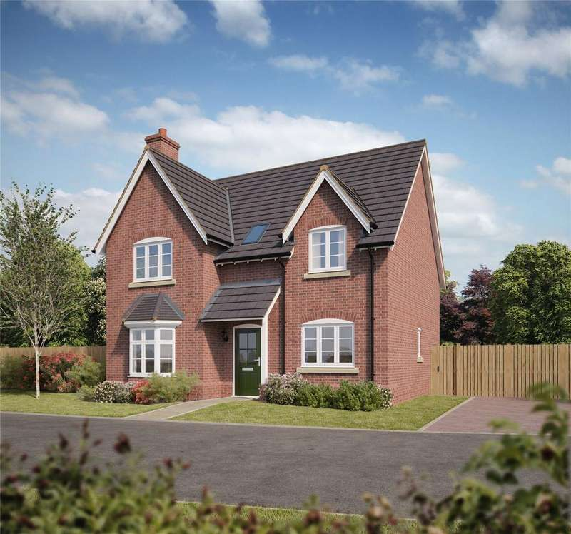 4 Bedrooms Detached House for sale in Sudeley, Springhill, Shipston-On-Stour, Warwickshire, CV36