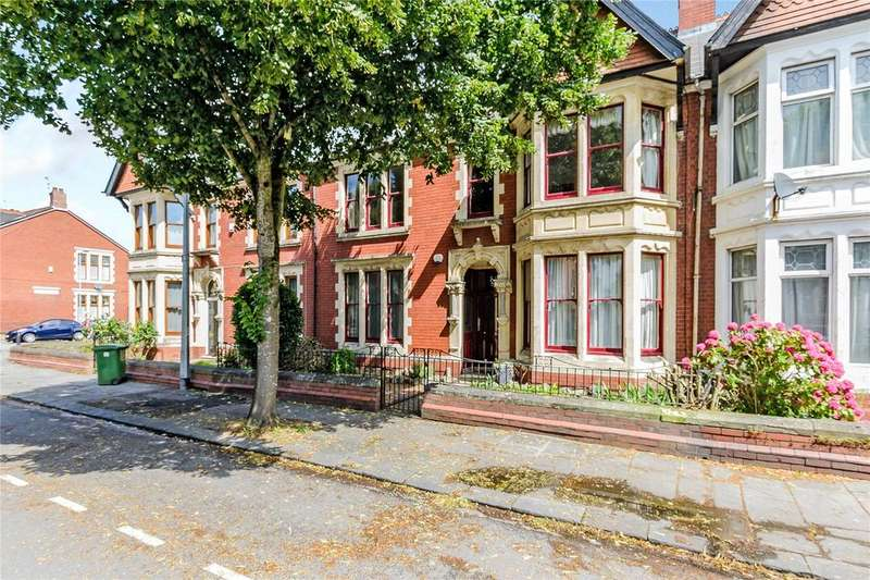5 Bedrooms Terraced House for sale in Albany Road, Cardiff, CF24