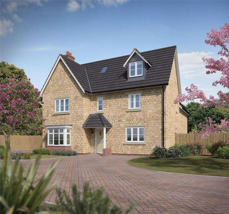 5 Bedrooms Detached House for sale in Broughton, Springhill, Stratford Road, Shipston-On-Stour, Warwickshire, CV36