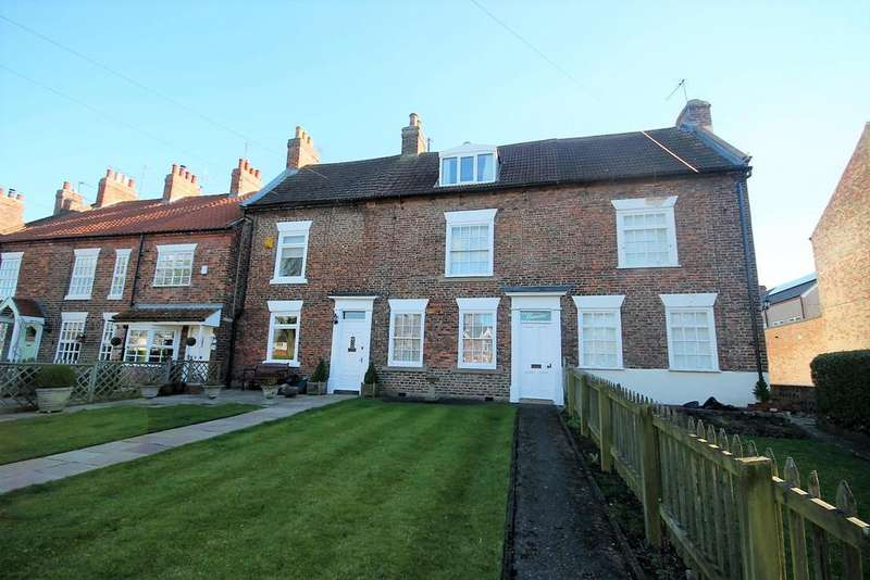 3 Bedrooms Terraced House for sale in Hartburn Village, Stockton-On-Tees