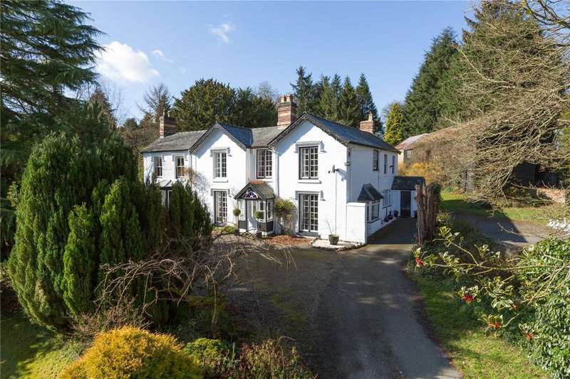 5 Bedrooms Unique Property for sale in Llanfair Caereinion, Welshpool, Powys, SY21