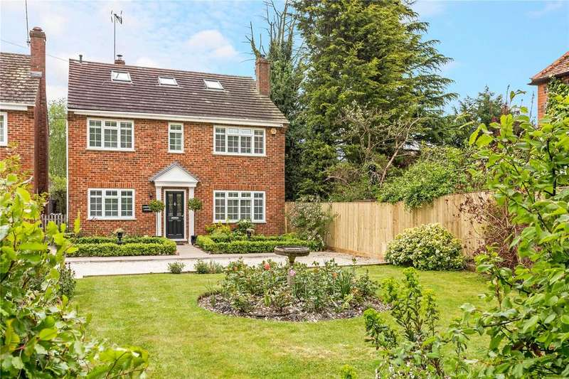 6 Bedrooms Detached House for sale in Skirmett, Henley-on-Thames, Oxfordshire, RG9