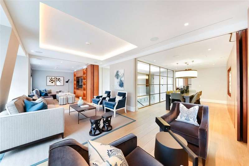 4 Bedrooms Penthouse Flat for rent in 30 St. James's Street, St. James's, London, SW1A