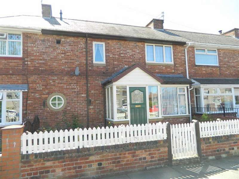 3 Bedrooms Terraced House for sale in The Quadrant, North Shields, Tyne And Wear, NE29