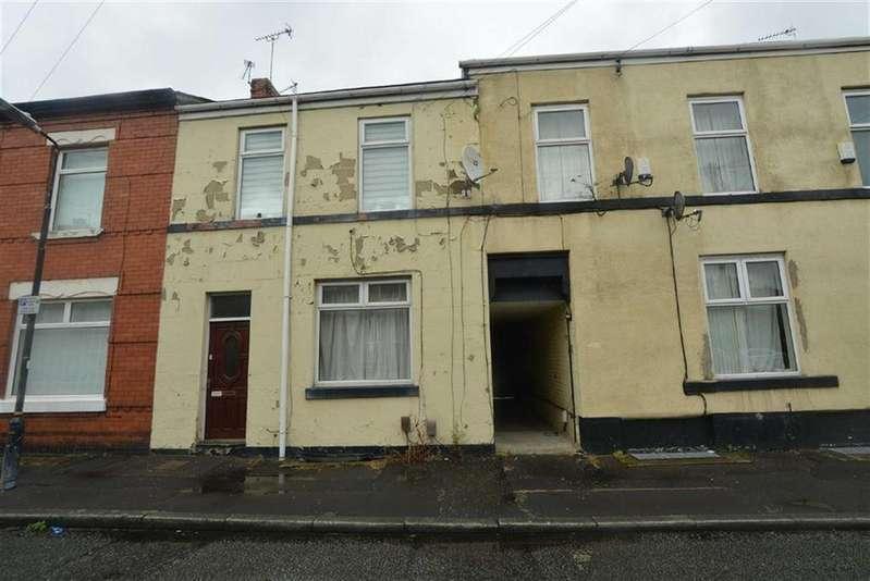 2 Bedrooms Terraced House for sale in Herbert Street, STRETFORD