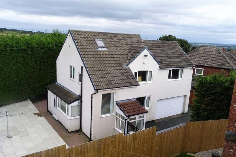4 Bedrooms Detached House for sale in Kingsley Close, Birkenshaw, BD11 2NH
