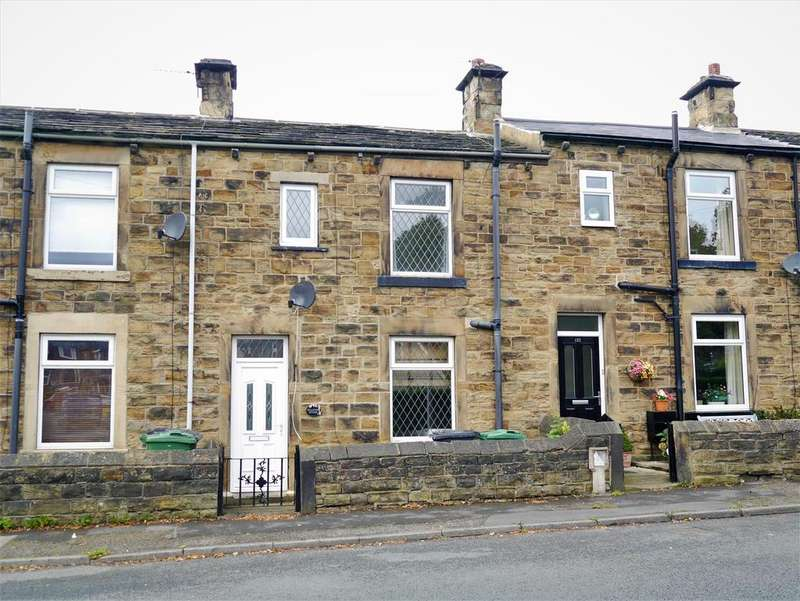 2 Bedrooms Terraced House for sale in Oxford Road, Gomersal, BD19 4HE