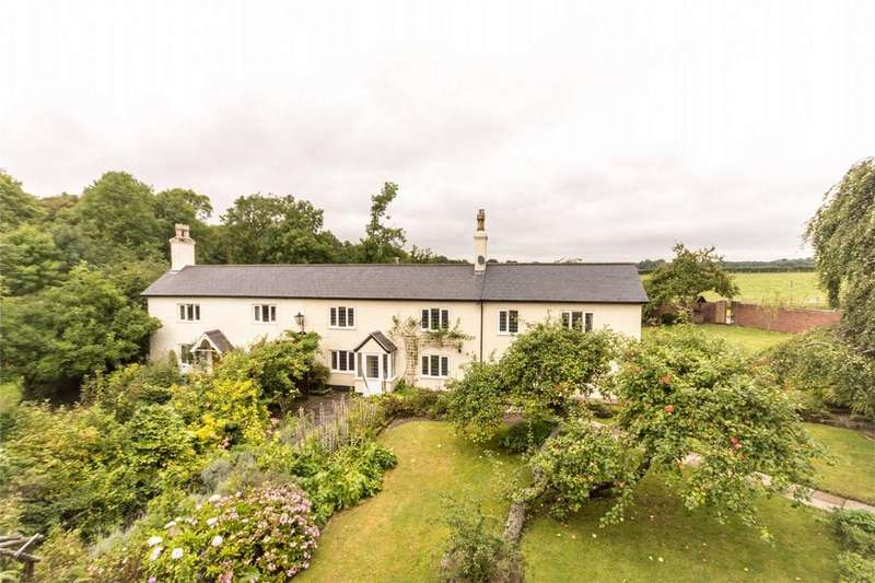 3 Bedrooms Cottage House for sale in Scotch Hills, Newchurch, Hoar Cross, Burton upon Trent, Staffordshire