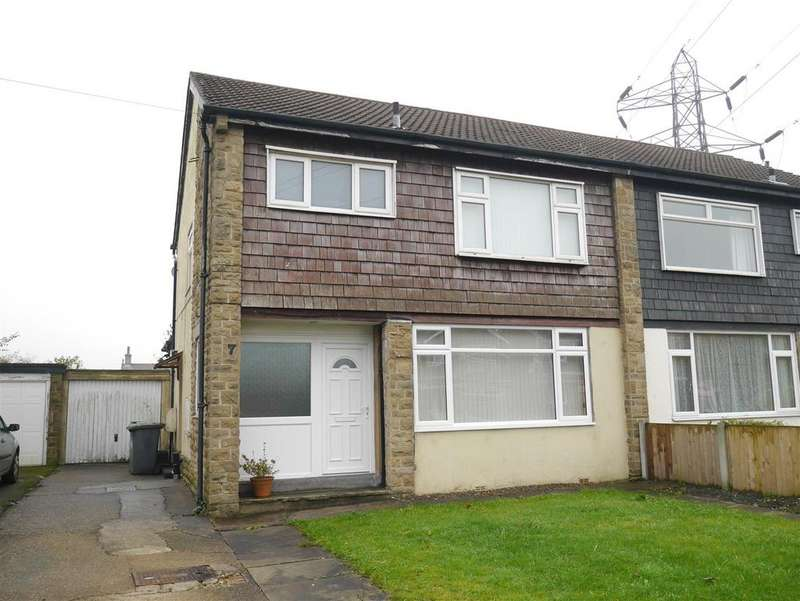 3 Bedrooms Semi Detached House for sale in South View Road, East Bierley, BD4 6PH