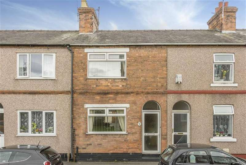2 Bedrooms Terraced House for sale in Pen Y Llan Street, Connah's Quay, Deeside, Flintshire