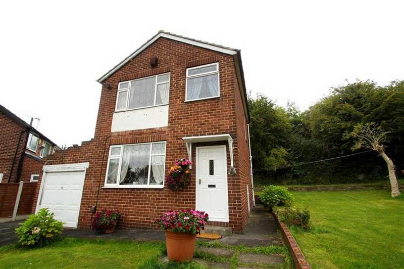 3 Bedrooms Detached House for sale in Whitebridge Crescent, Leeds