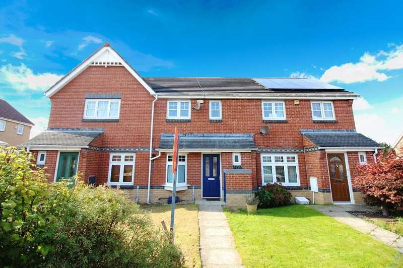 2 Bedrooms Terraced House for rent in Bevan Drive, Longbenton, Newcastle